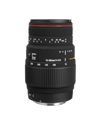 لنز Sigma 70-300 f/4-Canon