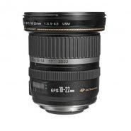 لنز Canon 10-22 f/3.5 USM