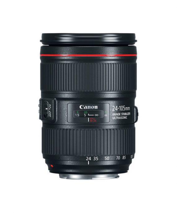 لنز Canon 24-105 f/4L IS II USM