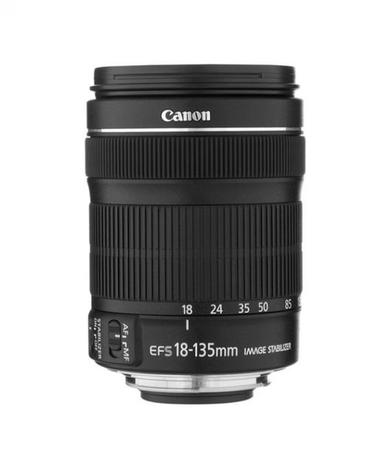 لنز کانن CANON EF-S 18-135mm f/3.5-5.6 IS STM