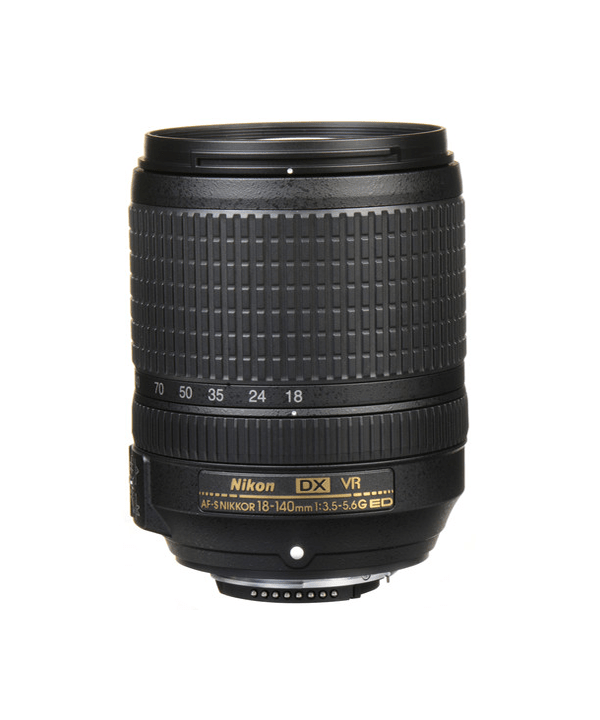 لنز Nikon 18-140 f/3.5G ED VR