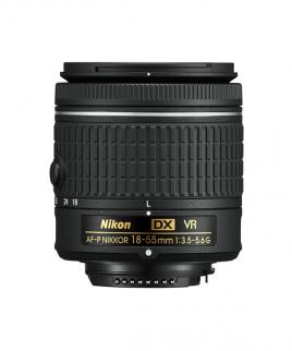 لنز Nikon AF-P DX NIKKOR 18-55mm f/3.5-5.6G VR