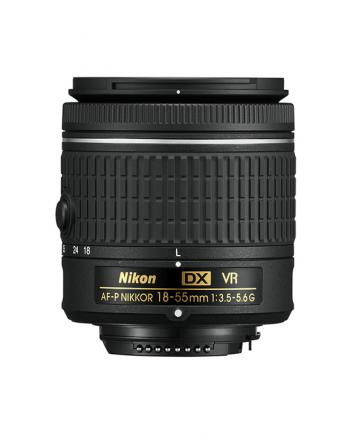 لنزNikon 18-55 f/3.5 VR