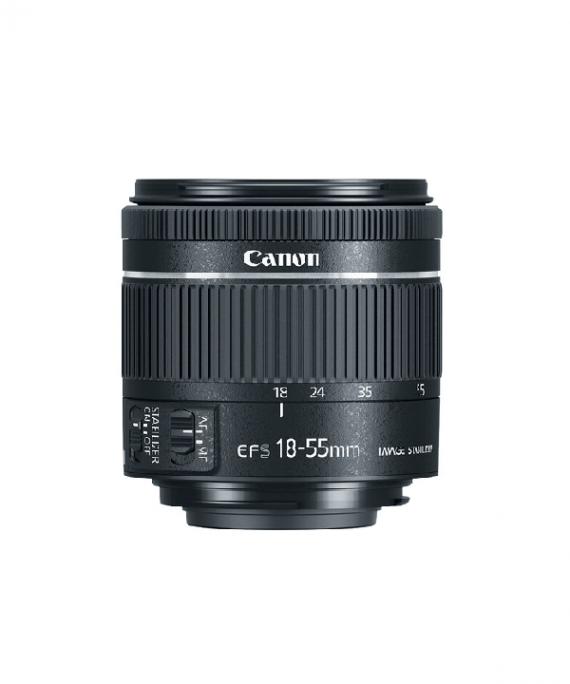 لنز Canon 18-55 f/4 IS STM