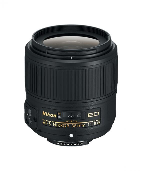 لنز Nikon 35 f/1.8G ED