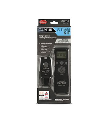 ریموت هانل Captur Timer Kit for Nikon