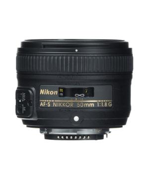 لنز Nikon AF-S NIKKOR 50mm f/1.8G