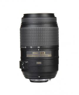 لنز Nikon AF-S DX NIKKOR 55-300mm f/4.5-5.6G ED VR