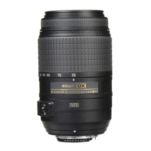 لنز Nikon 55-300 f/4.5GED VR