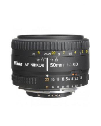 لنز Nikon 50 f/1.8D