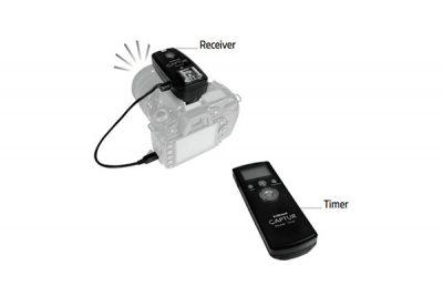 ریموت کنترل Hahnel Captur Timer Kit for NIKON