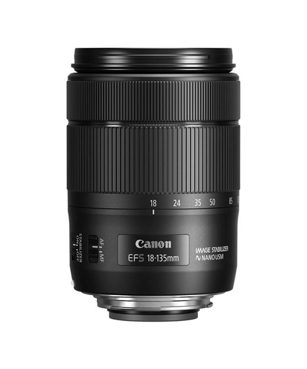 لنز Canon 18-135 f/3.5 IS USM