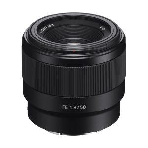 لنز Sony 50 f/1.8