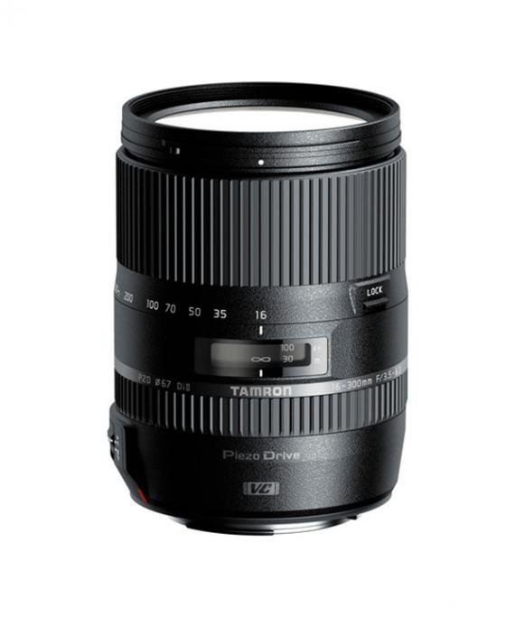 لنز Tamron 16-300 f/3.5-Canon