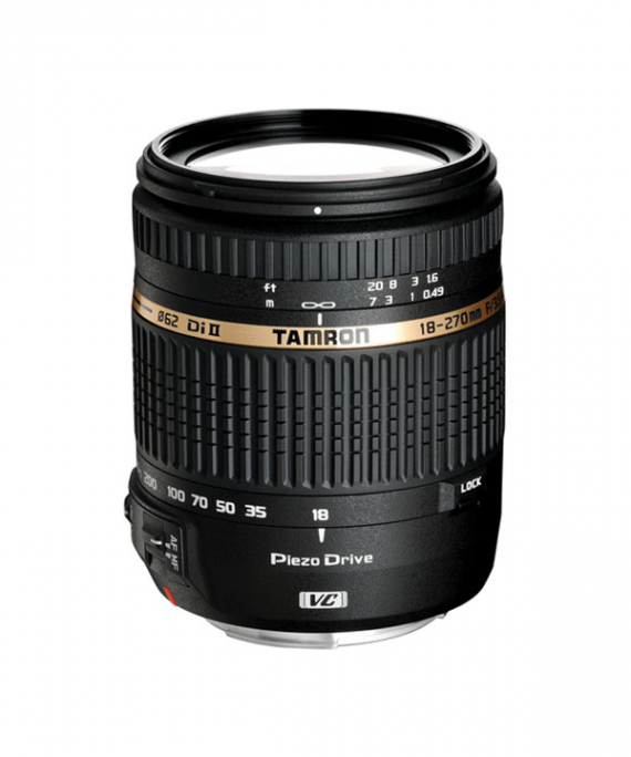 لنز Tamron 18-270 f/3.5-Nikon