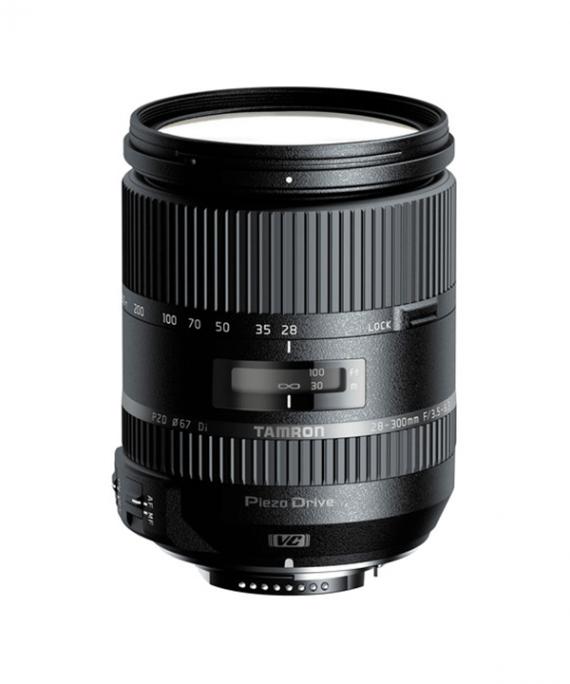 لنز Tamron 28-300 f/3.5-Nikon