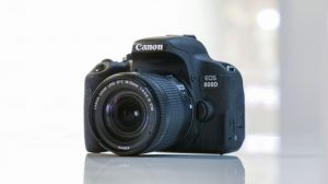 دوربین حرفه ای کانن Canon EOS Rebel T7i 800D
