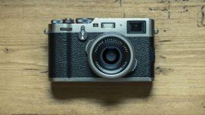 دوربین فوجی فیلم Fujifilm X100F