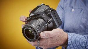 دوربین نیکون Nikon D3400