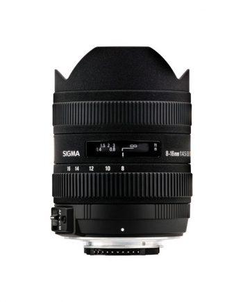 لنز Sigma 8-16 f/4.5-Nikon