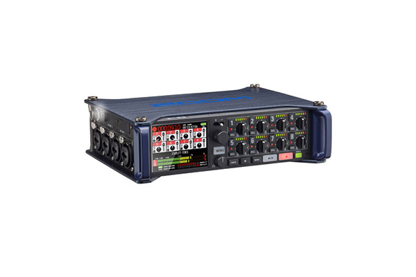 رکوردر زوم Zoom F8 Multi-Track Field Recorder