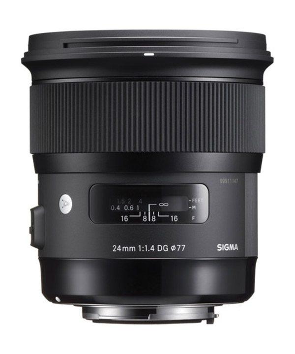 لنز Sigma 24mm f/1.4 DG HSM Art Lens for NIKON EF