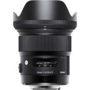 لنز Sigma 24 f/1.4 Art-Canon