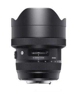 لنز Sigma 12-24mm f/4 DG HSM Art for Nikon