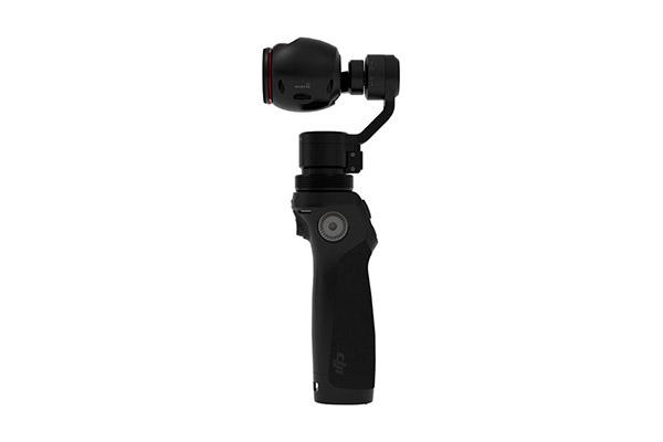 آموزش استفاده از مونوپاد دوربین DJI OSMO