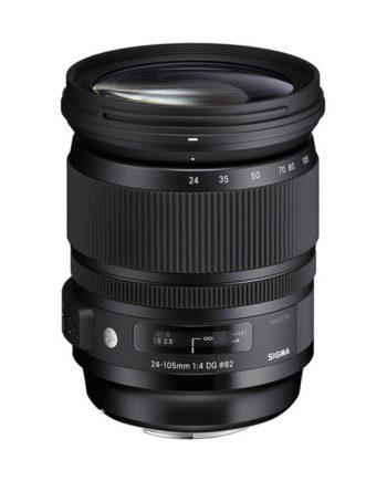 لنز Sigma 24-105 f/4 Art-Canon