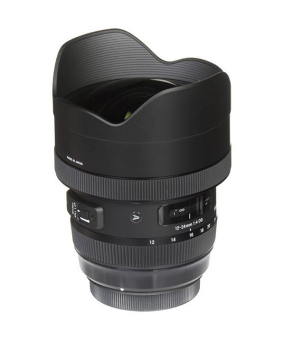 لنز Sigma 12-24mm f/4 DG HSM Art for Nikon
