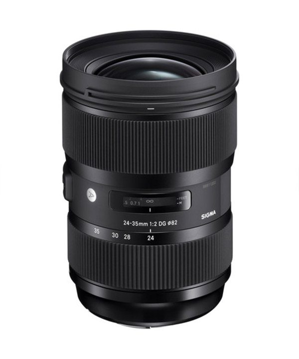 Sigma 24-35mm f/2 DG HSM Art for Nikon