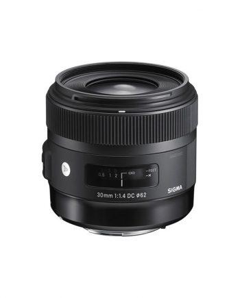 لنز Sigma 30 f/1.4 Art-Canon