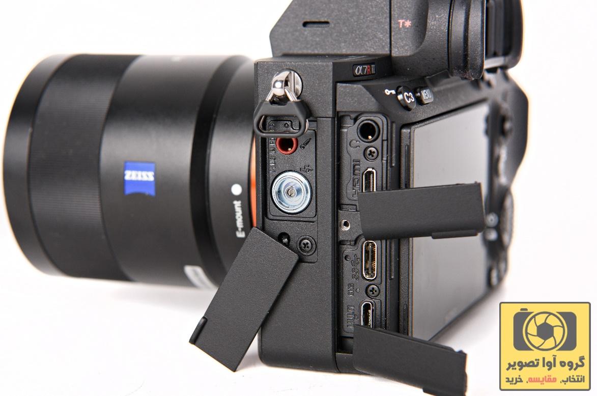 بررسی تخصصی دوربین Sony a7R Mark III - بخش دوم