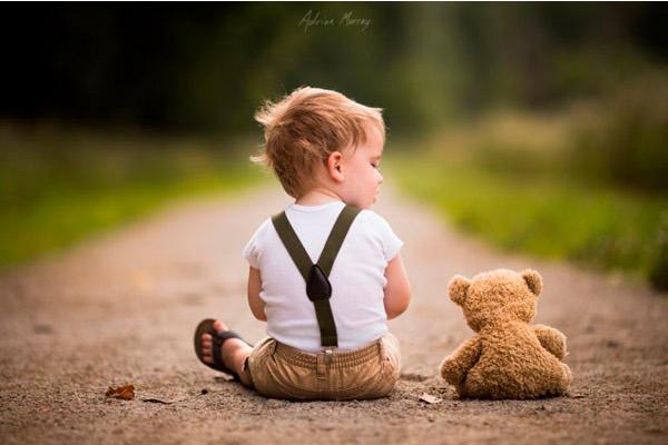 نکاتی درباره ی عکسبرداری پرتره ی کودکان
