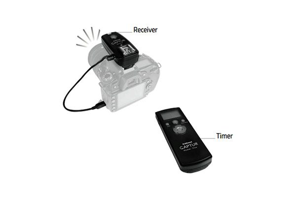 ریموت کنترل Hahnel Captur Timer Kit for Canon