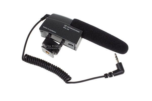 میکروفن دوربین SENNHEISER - MKE 400