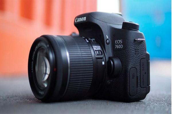 معرفی دوربین CANON EOS 760D