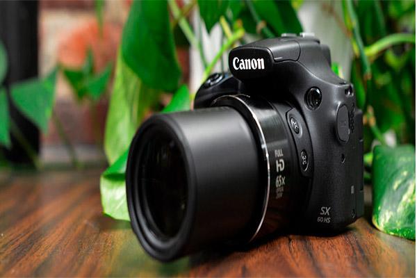معرفى دوربین Canon SX60