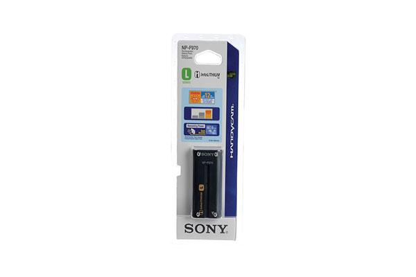 باتری سونی Sony NP-F970 L-Series Info-Lithium Battery Pack