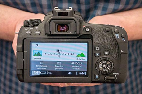 آموزش منوی دوربین کانن CANON 77D – قسمت سوم