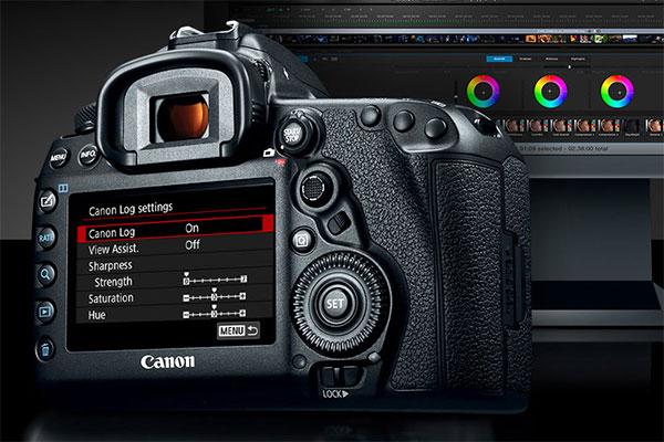 آموزش منوی دوربین کانن CANON 5D MARK IV بخش اول