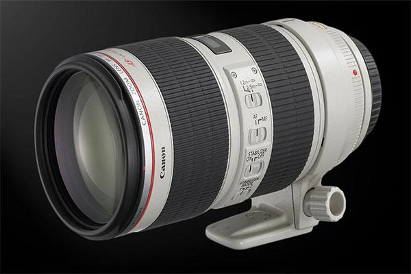 نقد و معرفی لنز CANON EF 70-200 F2.8 L IS II USM