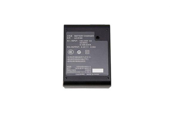 شارژر باتری کانن LC-E10C battery charger