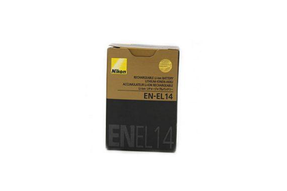 باتری اصلی نیکون EN-EL14