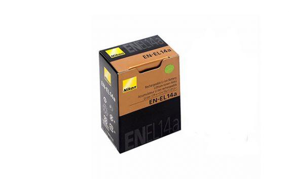 باتری اصلی نیکون EN-EL14a
