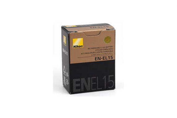 باتری اصلی نیکون EN-EL15