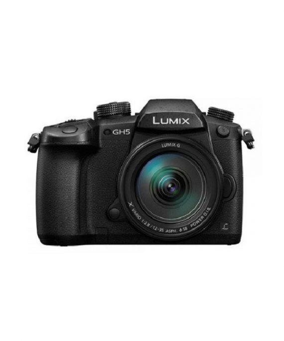 دوربین پاناسونیک GH5 با لنز 12-35