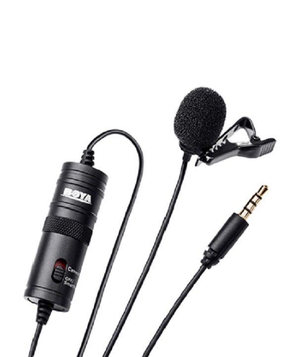میکروفون یقه ای بویا BY-M1