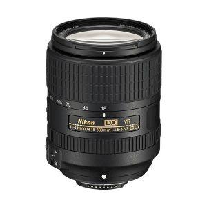 لنز Nikon 18-300 f/3.5GED VR